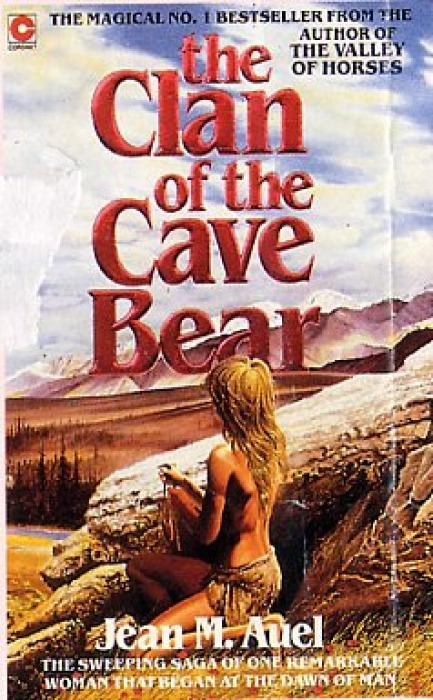 clan of the cave bear series books