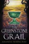The Greenstone Grail - art by Geoff Taylor