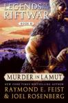 Murder in LaMut - art by Geoff Taylor