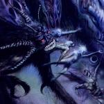 Detail Image of Feist's Faerie Tale art by Geoff Taylor - art by Geoff Taylor
