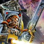 Detail Image Space Wolves - art by Geoff Taylor