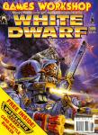 White Dwarf magazine 169 Spacewolves - art by Geoff Taylor
