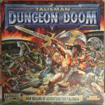 Warhammer Dungeon of Doom Box Set - art by Geoff Taylor