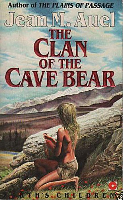 Clan Of The Cave Bear Geoff Taylor