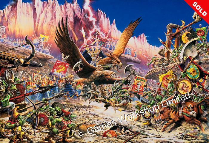 White Dwarf 153 Warhammer Fantasy Battle Geoff Taylor