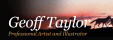 The official website of, Geoff Taylor, Professional Artist and Illustrator